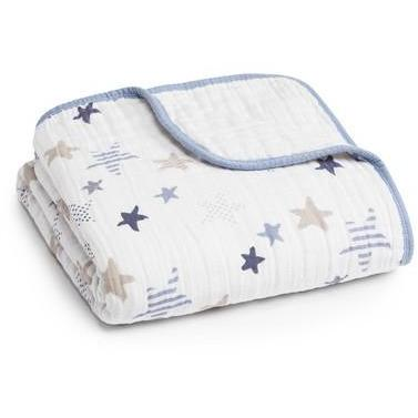 Baby Blanket - Up, Up & Away Elephant