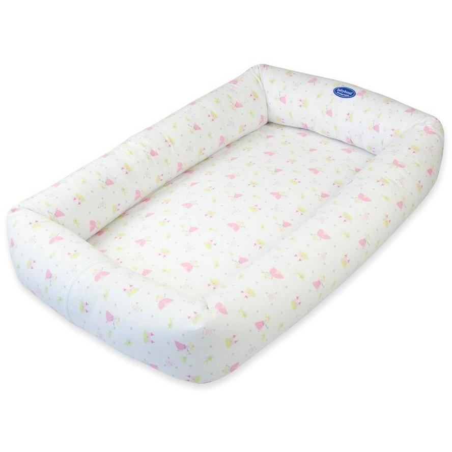 Baby Nest - Breathe Eze Cosy Crib Fairy Princess - Baby Luno
