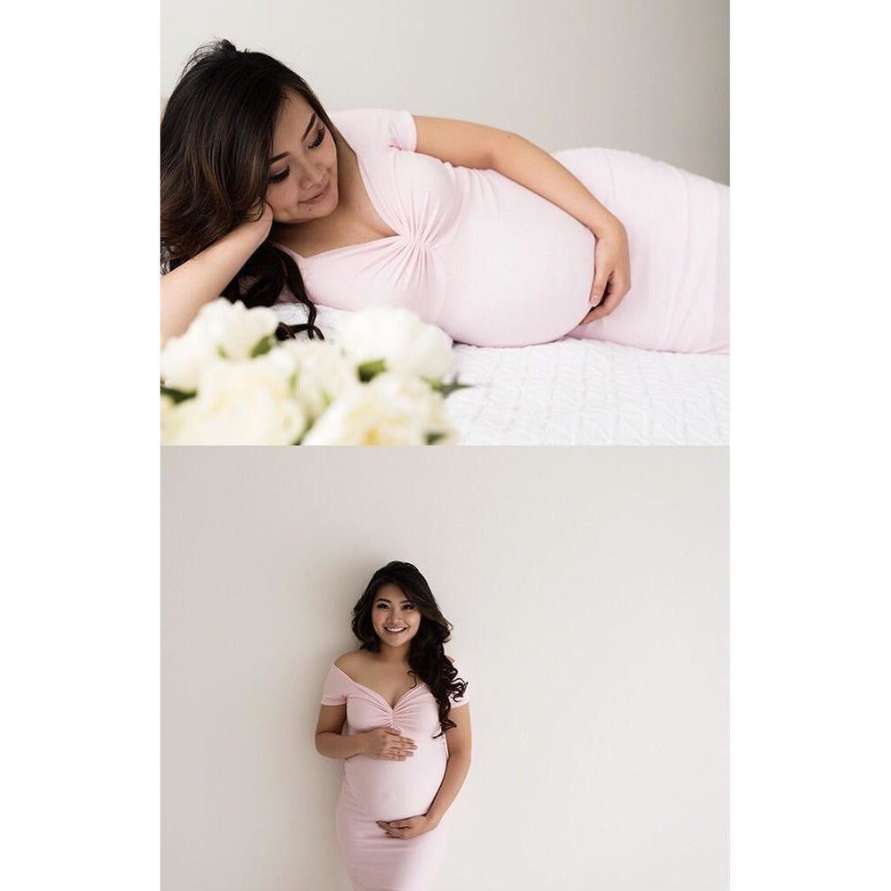 Maternity Gown - Florence - Baby Luno