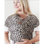Baby Carrier - Wrap Wild Love Leopard