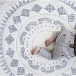 Playmat - Graphic Devotion Fringe - Baby Luno