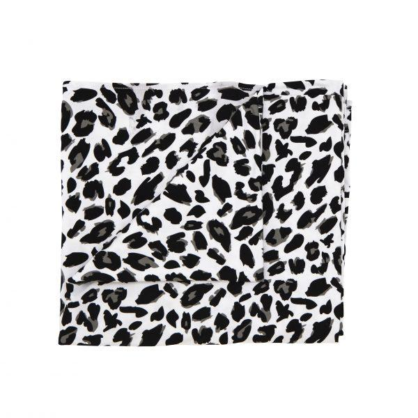 Baby Rayon Blanket - Leopard