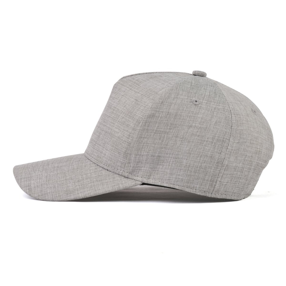 Snapback Hat - Plain Grey (Kids-Adults)