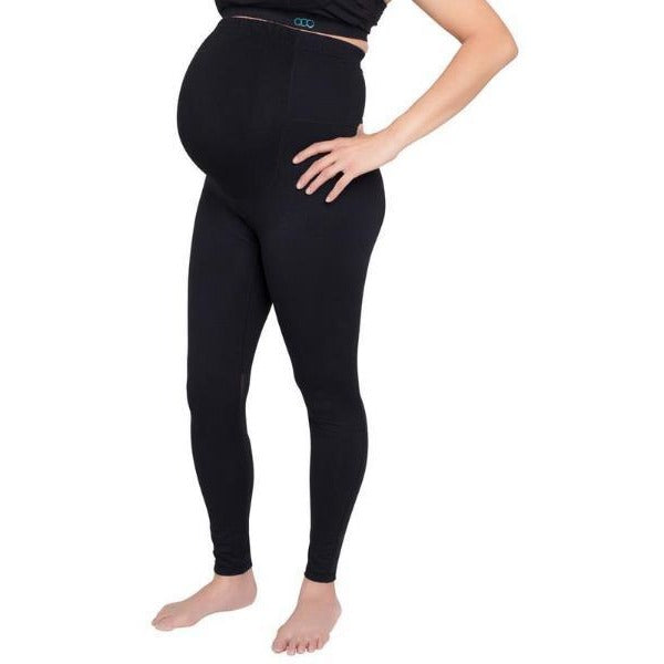 Maternity Leggings - Maze Full Length Pregnancy - Baby Luno