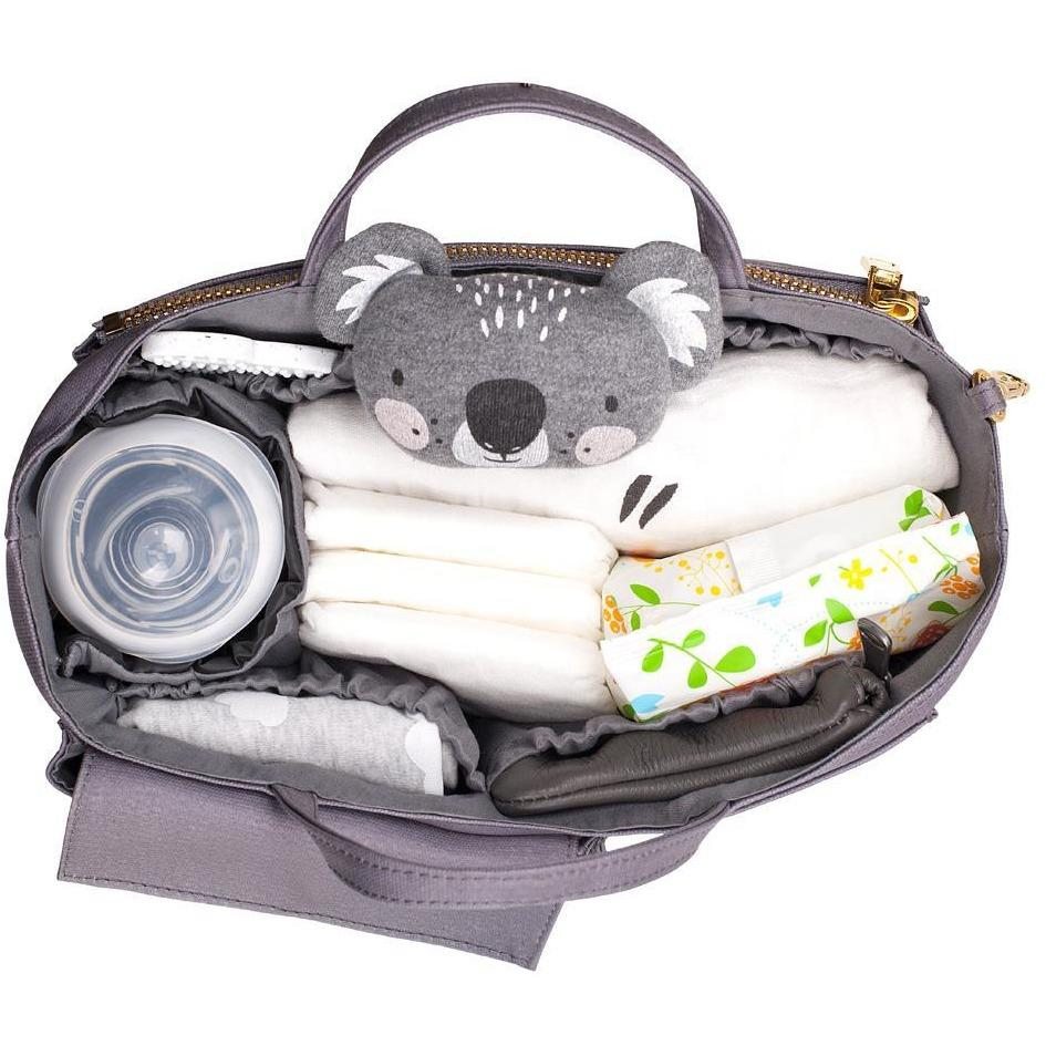 Baby Bag Insert - TNS Compact Grey