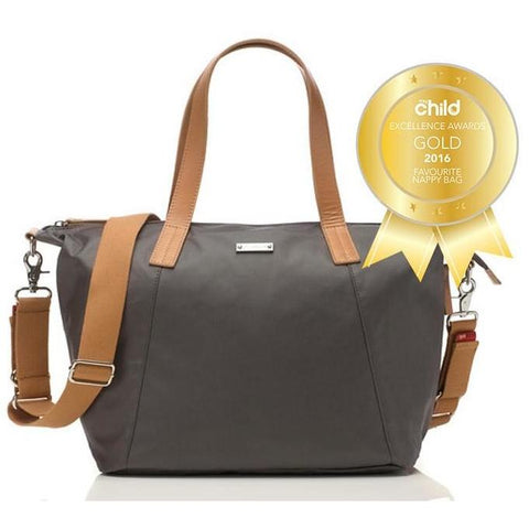 Baby Bag - Storksak Noa Grey