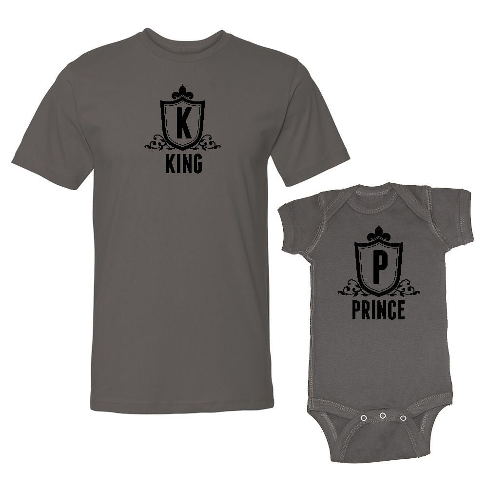 We Match!™ King & Prince Matching Shirts For Family Set