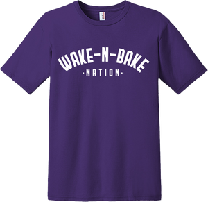 WAKE & BAKE NATION -EXCLUSIVE