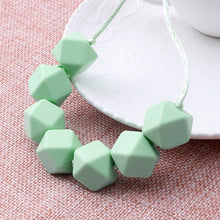 Baby Silicone Teether Necklace