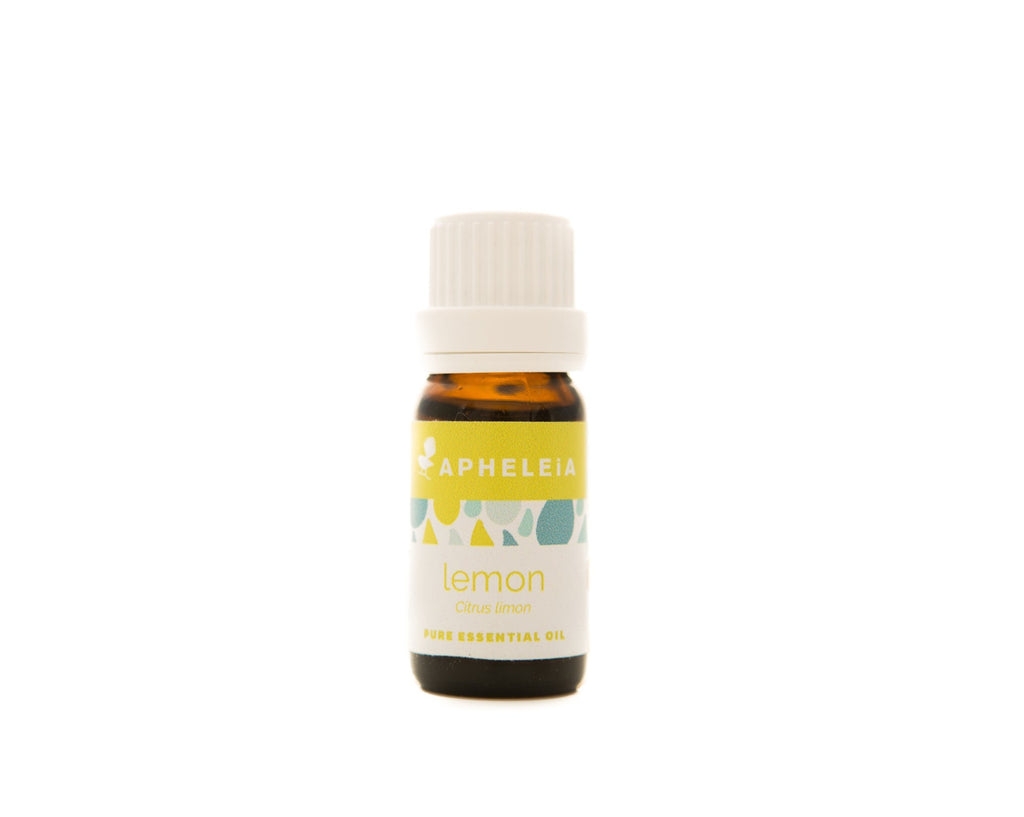 Lemon Essential Oil (Organic) - Apheleia