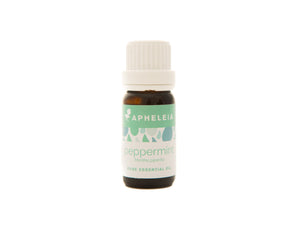 Peppermint Essential Oil (Organic) - Apheleia