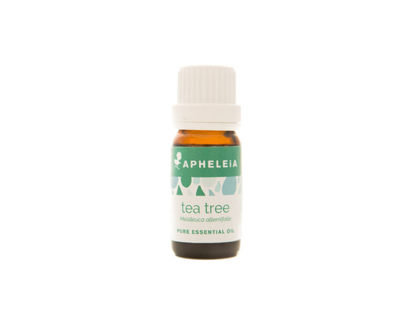 Tea Tree Essential Oil (Organic, NZ) - Apheleia