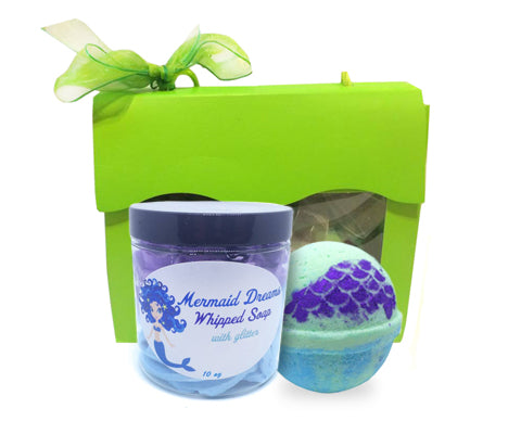 Mermaid Magic Gift Set