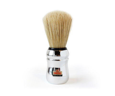 Chrome Shaving Brush