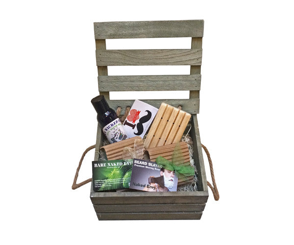 Shave Gift Crate