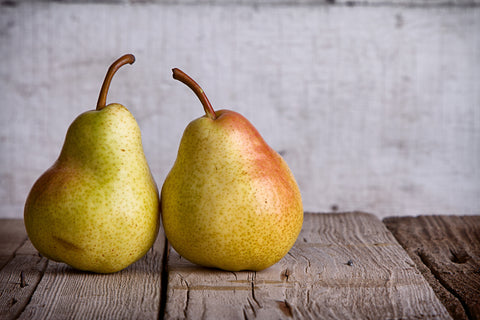 Sweet Summer Pear