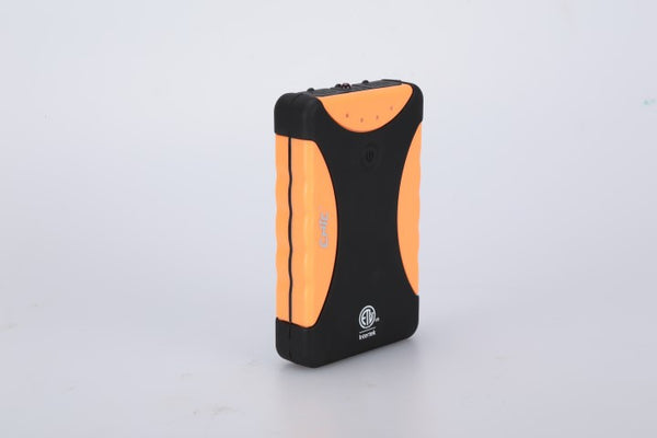 Mini Rugged Outdoors Phone Charger Power Bank