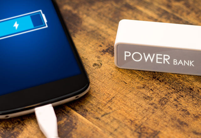 PERSONAL POWER BANK CHARGERS