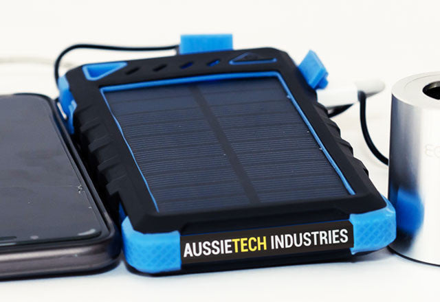 SOLAR POWER BANK CHARGERS