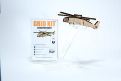Army Helicopter Kit - Mini