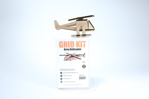 Helicopter Kit - Mini