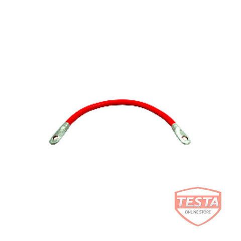 10'' Battery Cable 3/8 Eyelets