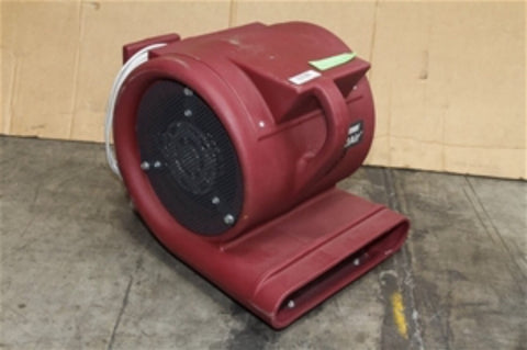 Minuteman air mover
