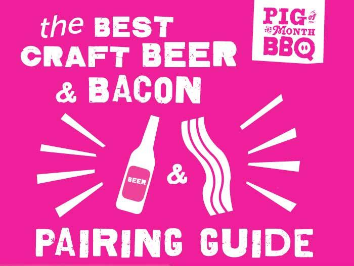 Pig of the Month Best Bacon & Craft Beer Pairings