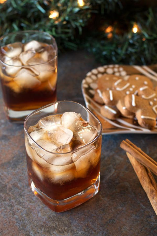 Gingerbread Spice Cocktail