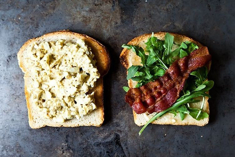 13 Easy Bacon Lunches to Get Your Bacon Fix at Work | Sauce + Style