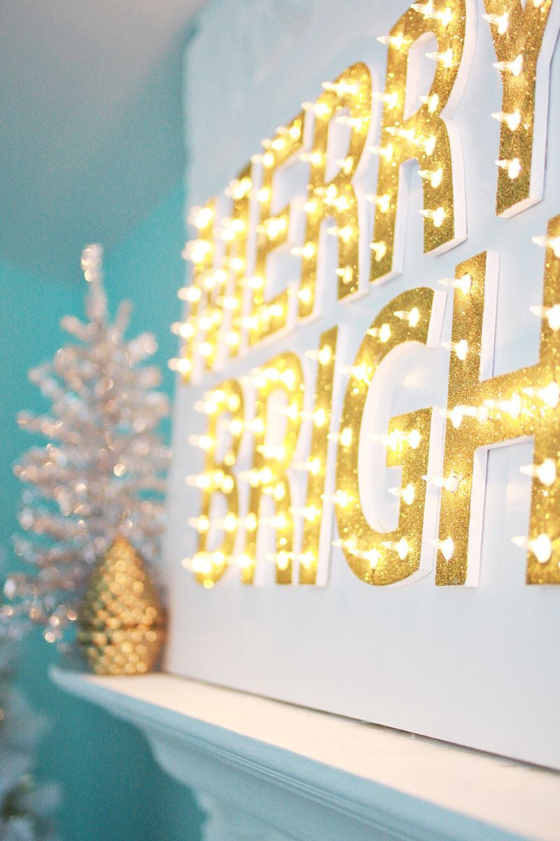 8 Holiday Decoration Ideas to Turn Your Home Into A Festive Wonderland | Sauce + Style