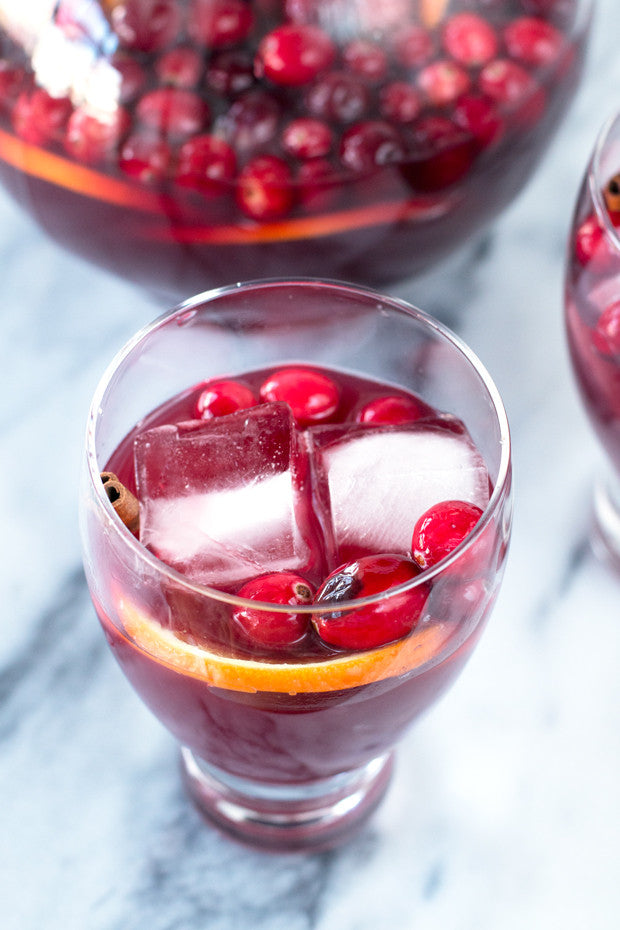 11 Cocktail Recipes to Make Your Christmas Merry & Bright | Sauce + Style