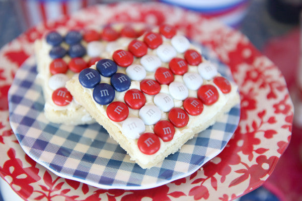 19 Red, White & Blue July 4th Recipes | Sauce + Style