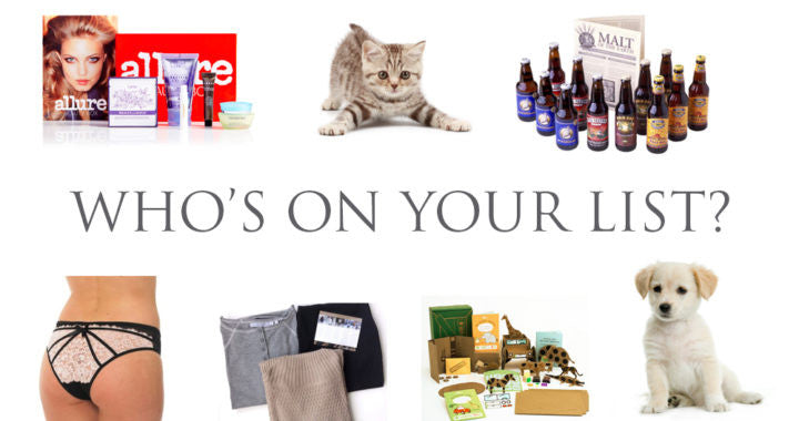 17 of the BEST Subscription Gift Boxes Out There