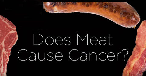 Meat cause cancerl