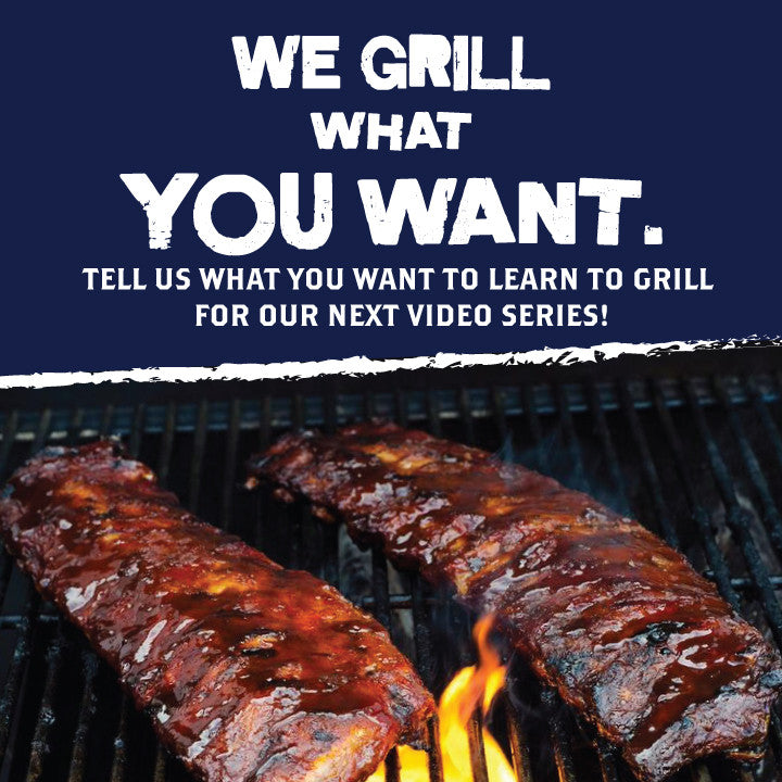 We Grill What YOU Want! | Sauce + Style (pigofthemonth.com)