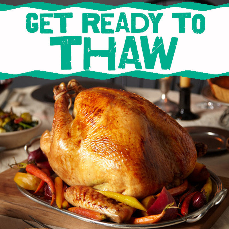 The Pig's Top Turkey Tips: How to Survive Without Going Insane Edition | Sauce + Style