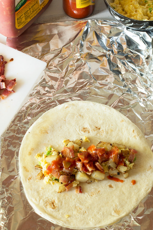 ultimate hangover breakfast burrito pig of the month bbq