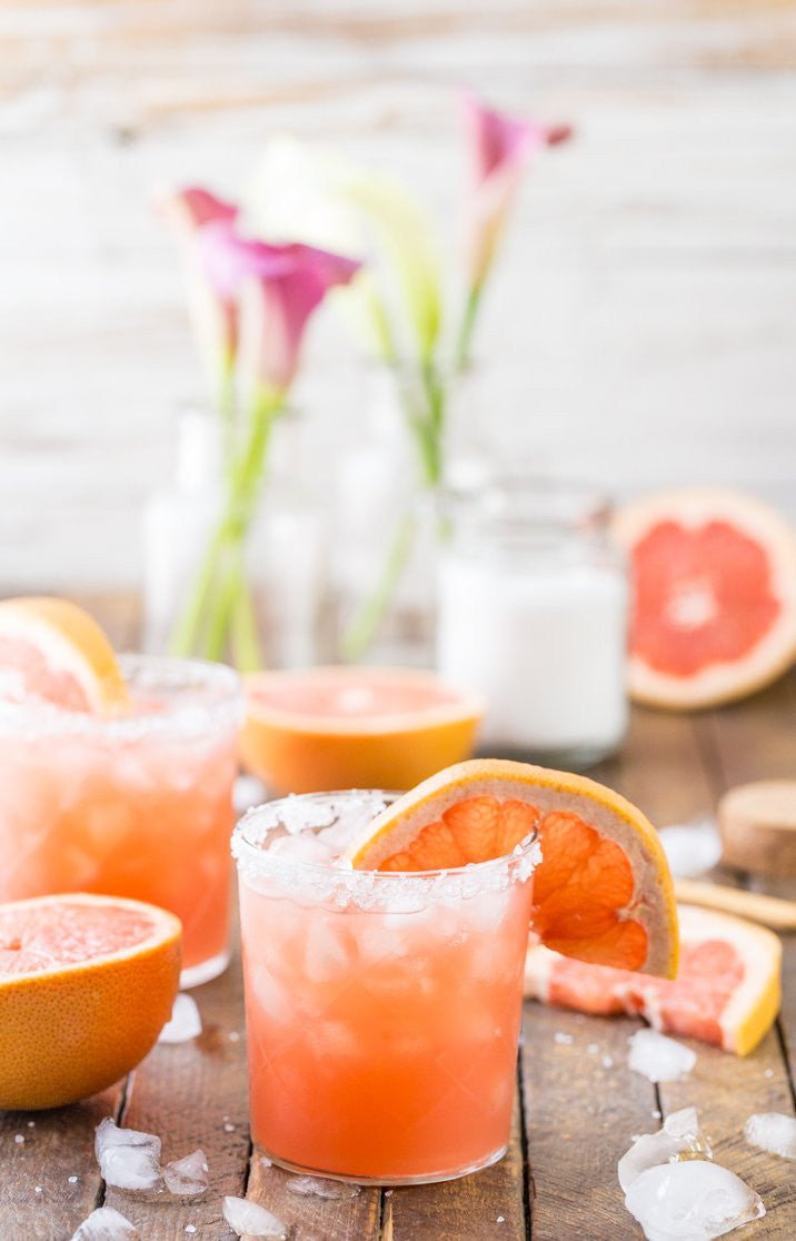 11 Classy (and Healthy) Cocktails to Kick Off a New Year and New You | Sauce + Style Blog (pigofthemonth.com)