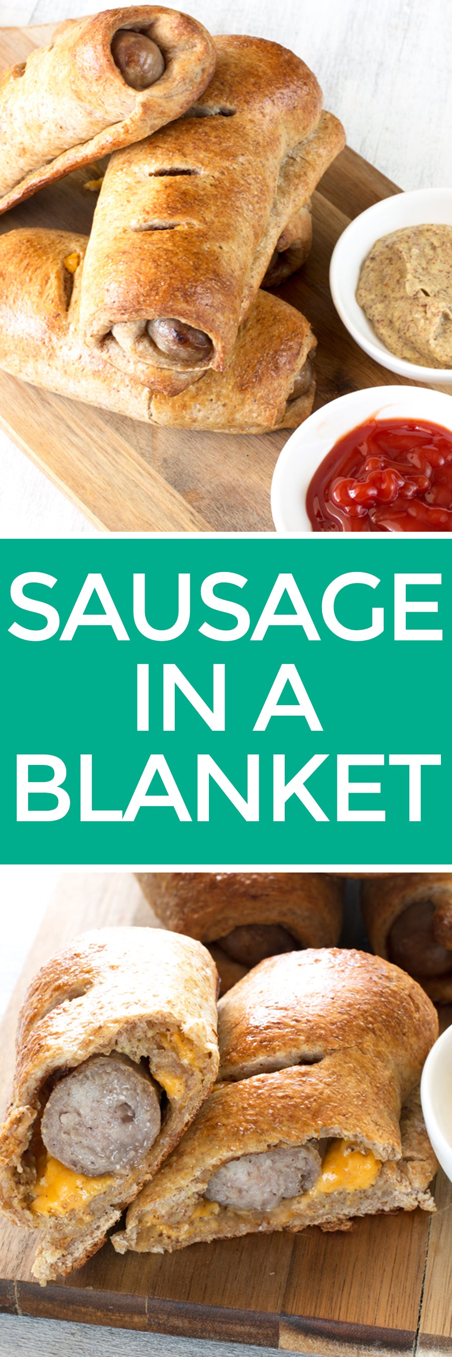 Sausage in a Blanket | pigofthemonth.com