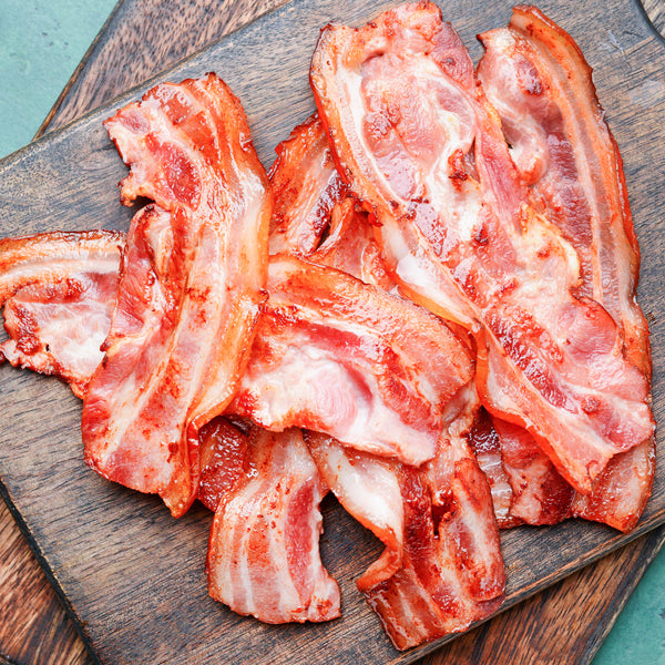 Grapefruit Rosemary Bacon