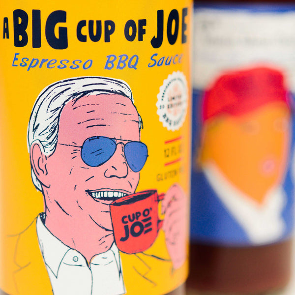 *Limited Edition* Presidential BBQ Sauces