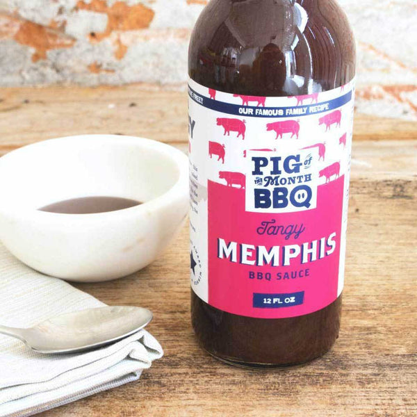 Tangy Memphis BBQ Sauce (Formerly Love Me Tender)