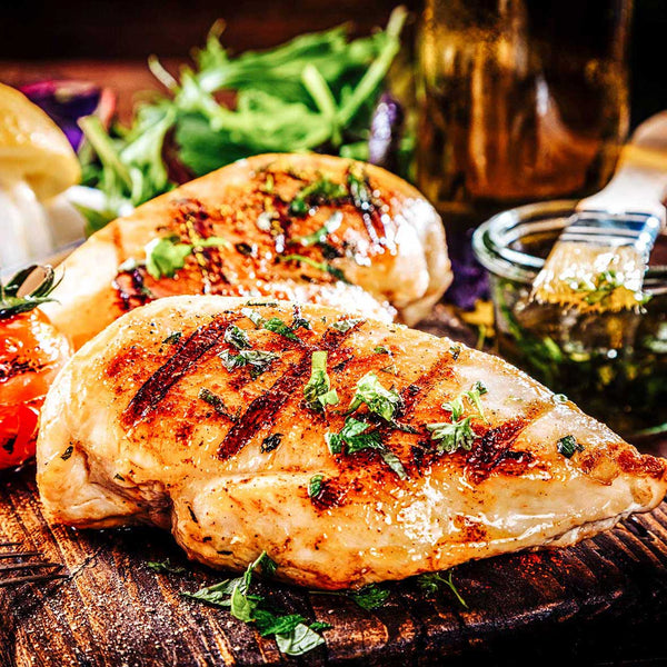 Organic Boneless Chicken Breasts (Marinated)