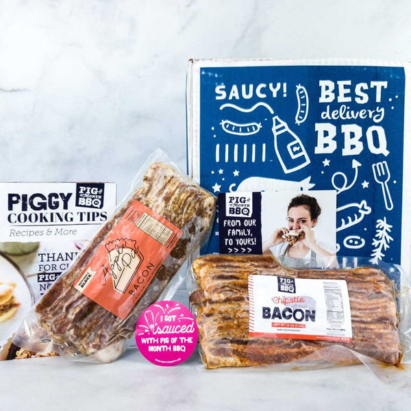 Bacon of the Month Club: 2 lbs every month!