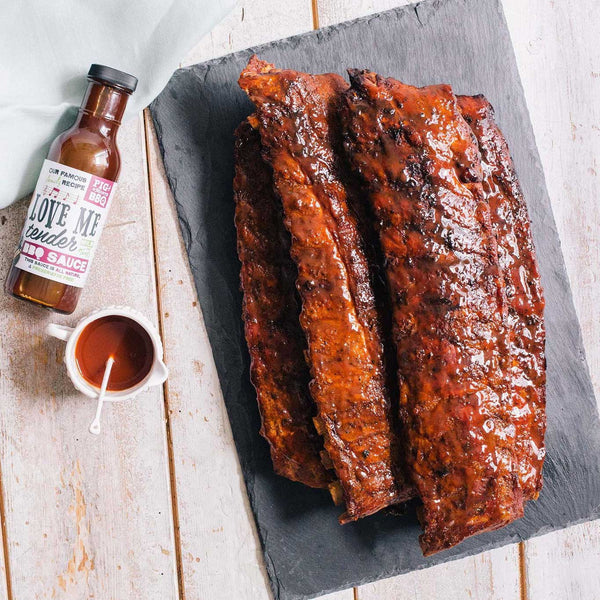 The Best of BBQ Ribs: Our 4 Best Selling Flavors