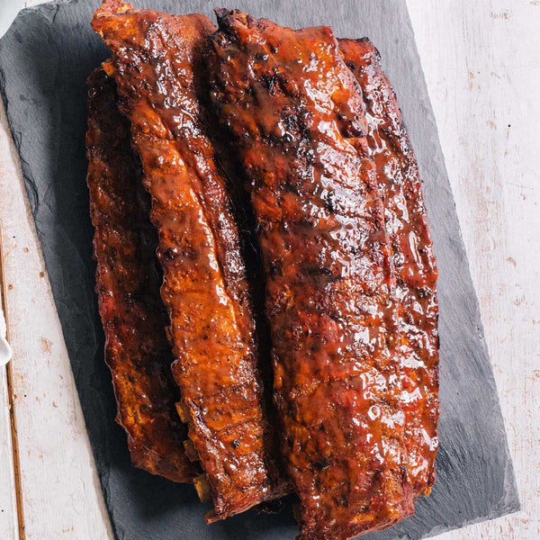 Ribs, Ribs, Ribs!: Choose Your 3 Rib Sampler