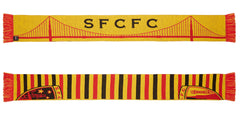"SF City 2015 Scarf ""The Bridge"""