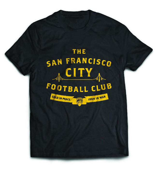 The SF City Football Club T-Shirt
