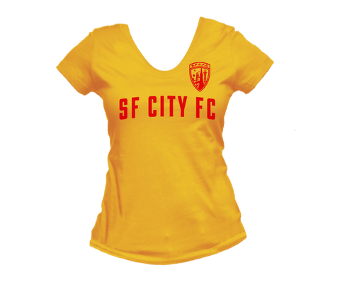 Women's SF City FC T-Shirt
